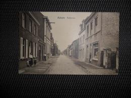 Selzaete (Zelzate)  :  Kerkstraat - Zelzate