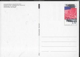DANIMARCA - POSTKARTEN (MICHEL P 302) NUOVA - Interi Postali