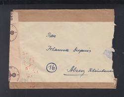 Dt. Reich Frankreich France Feldpost 19702 Franzose - Storia Postale