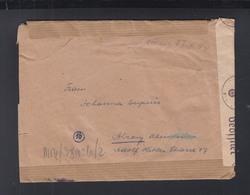 Dt. Reich Frankreich France Feldpost  Franzose (2) - Deutschland