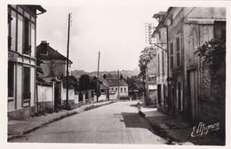 Carte Postale Nanteuil Les -meaux Rue Gambetta - Autres Communes