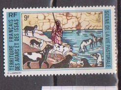 AFARS ET ISSAS      N° YVERT  :     381   NEUF SANS CHARNIERE        ( N   1066  ) - Afars Et Issas (1967-1977)