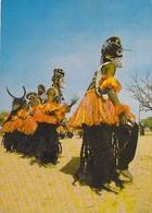 Afrique  MALI Danse Des Dogons Dance Dogon Tanz  (Editions Perlinger Photo Gerd Chesi  ) *PRIX FIXE - Mali