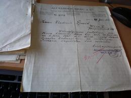 Wien VIII Alexander Braic 1921 - Autriche