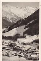 AUTRICHE . SAINT ANTON. RARETÉ. VUE DU VILLAGE. ANNÉES 40 - St. Anton Am Arlberg