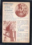 52 BLECOURT - SON EGLISE - SON PELERINAGE - SA MADONE A Lire CPM Dans Son Jus Voir Scannes  Recto Verso - Autres Communes