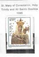 Polonia PO 1995 Basilica Tutti I Santi  Scott.3252+See Scan On Scott.Page; - 1944-.... Repubblica