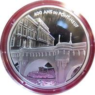 0434 - 1€ 1/2 - 2007: 400 Ans Du Pont Neuf - Argent 900‰ - France
