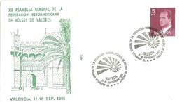 MATASELLOS 1985 VALENCIA - 1931-Hoy: 2ª República - ... Juan Carlos I