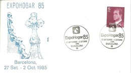MATASELLOS 1985 BARCELONA - 1931-Hoy: 2ª República - ... Juan Carlos I