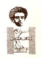 B 2203 - Resistenza, Comunismo, Gramsci, Reggio Emilia - Personaggi