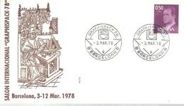 MATASELLOS 1978 BARCELONA - 1931-Hoy: 2ª República - ... Juan Carlos I