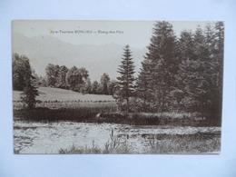 (Jura - 39)  -   BONLIEU  -  Etang Des Fées - Autres Communes