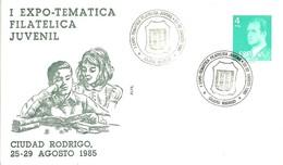 MATASELLOS 1985 CIUDAD RODRIGO - 1931-Hoy: 2ª República - ... Juan Carlos I