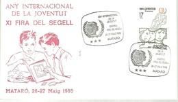 MATASELLOS 1985 MATARO - 1931-Hoy: 2ª República - ... Juan Carlos I