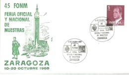 MATASELLOS 1985 ZARAGOZA - 1931-Hoy: 2ª República - ... Juan Carlos I