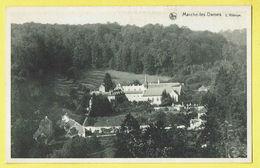 * Marche Les Dames (Namur - La Wallonie) * (Nels, Edit Haine, Hotel De La Gare) L'abbaye, Abdij, Klooster, Couvent, Rare - Namen