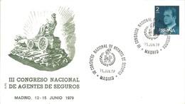 MATASELLOS 1979 MADRID - 1931-Hoy: 2ª República - ... Juan Carlos I