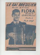 Partitions Le Gai Brésilien Samba Flora Rumba - Scores & Partitions