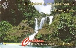 *IS. ST. VINCENT & THE GRENADINES: 13CSVA* - Scheda Usata - Saint-Vincent-et-les-Grenadines