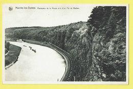 * Marche Les Dames (Namur - La Wallonie) * (Nels, Edit Haine, Hotel De La Gare) Panorama De La Meuse Pris D'un Pic - Namen