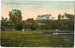 LAMBTON --Golf Club And Links , Near Toronto - Ontario