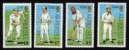 Alderney 1997, Michel# 103 - 107 + Block 3 ** - Alderney