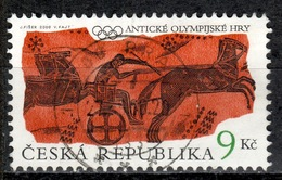 CZ+ Tschechei 2000 Mi 268 Olympische Spiele - Czech Republic