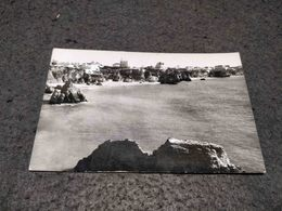 ANTIQUE PHOTO POSTCARD PORTUGAL - PRAIA DA ROCHA CIRCULATED 1963 - Faro