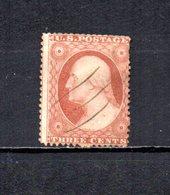 EEUU   1857-60  .-   Y&T    Nº    10 - Usati