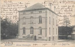 Boitsfort - Maison Communale - 1908 - Watermael-Boitsfort - Watermaal-Bosvoorde