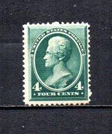 EEUU   1882-83  .-   Y&T    Nº    61 - 1847-99 General Issues