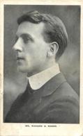 SITTINGBOURNE MR RICHARD B.  MASON CARTE ECRITE ET SIGNEE PAR LUI MEME EN 1908 - Engeland