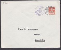 Denmark 1946 Mi 0258 Sonderklit From Ringkøbing Send To GENTOFTE.....................................................835 - 1913-47 (Christian X)