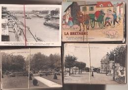 Lot De Environ 3000 Cartes Postales CPA - CPSM - Types Drouilles - Cartes Postales