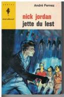 NICK JORDAN JETTE DU LEST    Par André Fernez     N°  260 - Marabout Junior