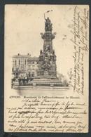 +++ CPA - ANTWERPEN - ANVERS - Monument De L'affranchissement De L'Escaut - 1899   // - Antwerpen