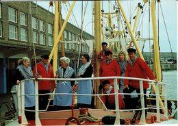 NIEUWPOORT-NIEUWPOORTSE VISBAKKERS-Pecheur-Vismijn-bateaux De Pêche - Nieuwpoort
