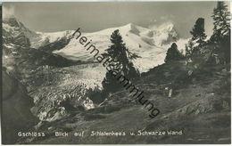 Matrei In Osttirol - Gschlöss - Schlatenkees - Schwarze Wand - Foto-Ansichtskarte - Matrei In Osttirol