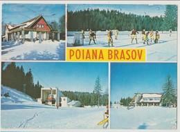 Roumanie : Jolie Carte Postale Avec Affranchissement - - Romania