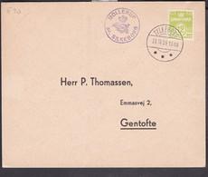 Denmark 1955 Mi 0332 Send From Mollerup Silkeborg To GENTOFTE........................................................815 - Covers & Documents