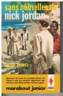 SANS NOUVELLES DE NICK JORDAN    Par André Fernez     N°  228 - Marabout Junior