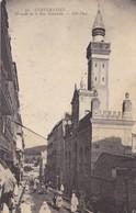 ALGÉRIE. CONSTANTINE. CPA. MOSQUEE DE LA RUE NATIONALE - Konstantinopel