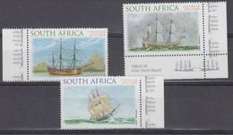 South Africa 1999 Sailing Ships 3v (see Scan) ** Mnh (41299) - Zuid-Afrika (1961-...)