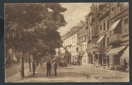 +++ CPA - SPA - Avenue Du Marteau - Nels   // - Spa