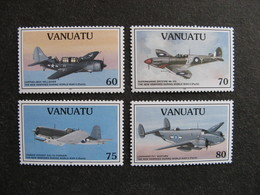 VANUATU: Série N° 981 Au N° 984, Neufs XX. - Vanuatu (1980-...)