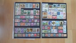 Dubletten Italien Zirka 1200 Stück - Stamps