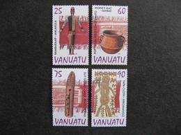 VANUATU: Série N° 985 Au N° 988, Neufs XX. - Vanuatu (1980-...)
