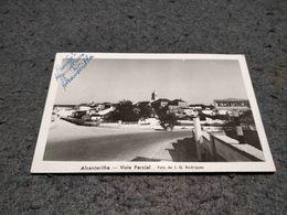 ANTIQUE PHOTO POSTCARD PORTUGAL - ALCANTARILHA - VISTA PARCIAL CIRCULATED 1953 - Faro