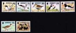 Jersey 1997, Michel# 765 - 772 + Block 15 + Block 15 I** - Alderney